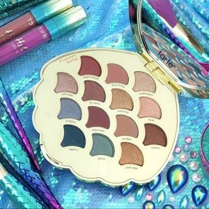 Tarte Be a Mermaid and make waves palette